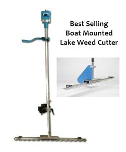 Aquatic Lake Weed Mower